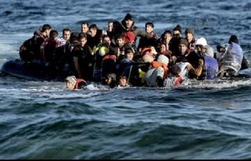 Δείτε πόσοι πρόσφυγες πέρασαν στην Ελλάδα το 2015