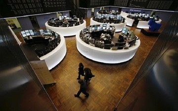 Κέρδη καταγράφουν οι ευρωαγορές