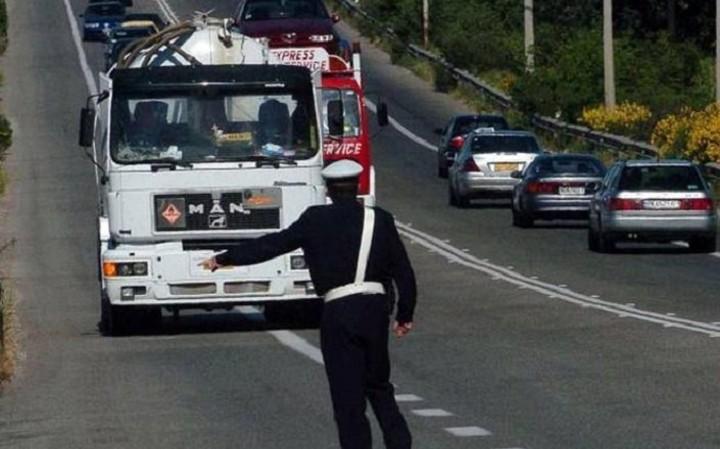 Ξεκινά από αύριο η απαγόρευση κυκλοφορίας φορτηγών- Ποια οχήματα εξαιρούνται