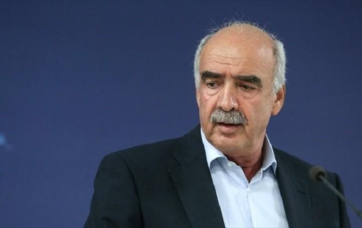 Την υποψηφιότητα του Μεϊμαράκη για την προεδρία της ΝΔ στηρίζει ο Βεσυρόπουλος