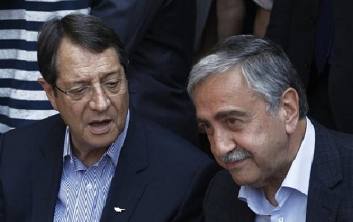 Τι δήλωσαν Αναστασιάδης - Ακιντζί για το Κυπριακό