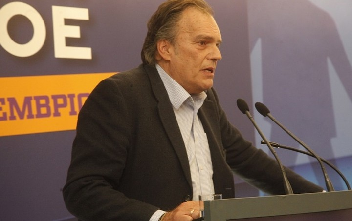 Νεφελούδης: Δεν θα υπάρχουν χρήματα για τις συντάξεις αν δεν ξεπεραστούν οι στρεβλώσεις
