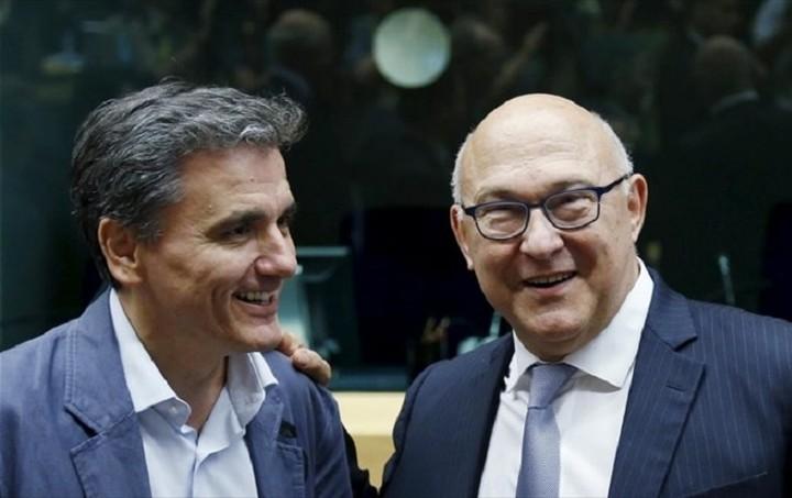Σαπέν - Τσακαλώτος: Υπάρχουν λύσεις για το ελληνικό χρέος