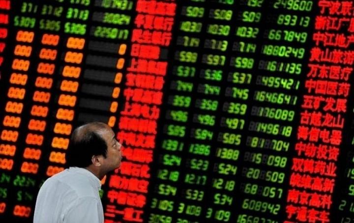 Με πτώση 5,33% έκλεισε το χρηματιστήριο της Σανγκάης