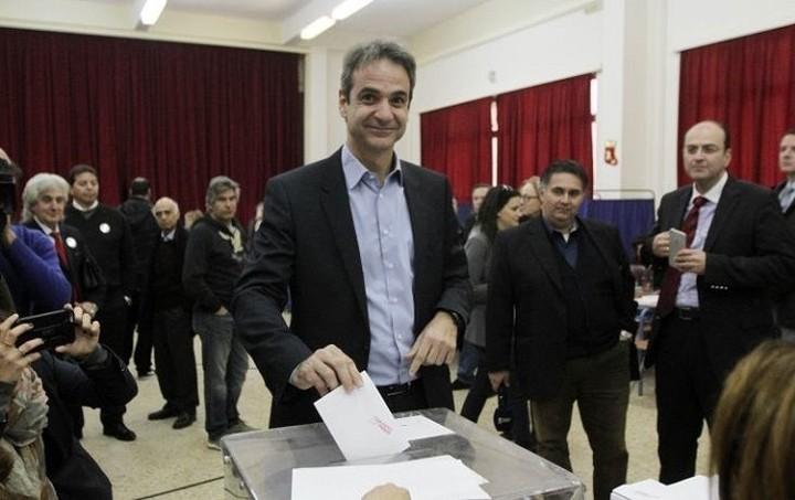 Πώς σχολιάζουν τα διεθνή μέσα ενημέρωσης την εκλογή Μητσοτάκη