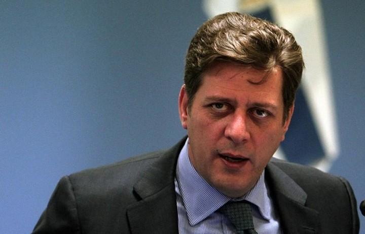 Παραιτήθηκε ο Μ. Βαρβιτσιώτη από γραμματέας Στρατηγικού Σχεδιασμού