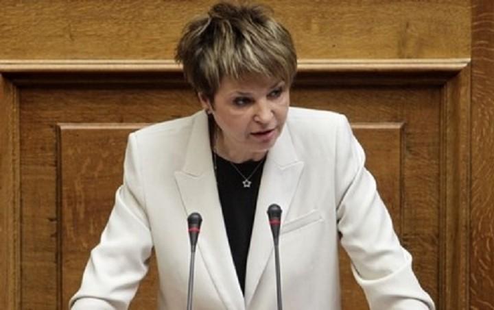 Γεροβασίλη: Ελπίζουμε η ΝΔ να βρει το πολιτικό της στίγμα