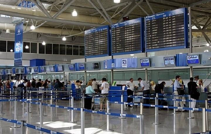 Ρεκόρ επιβατικής κίνησης το 2015 στα ελληνικά αεροδρόμια