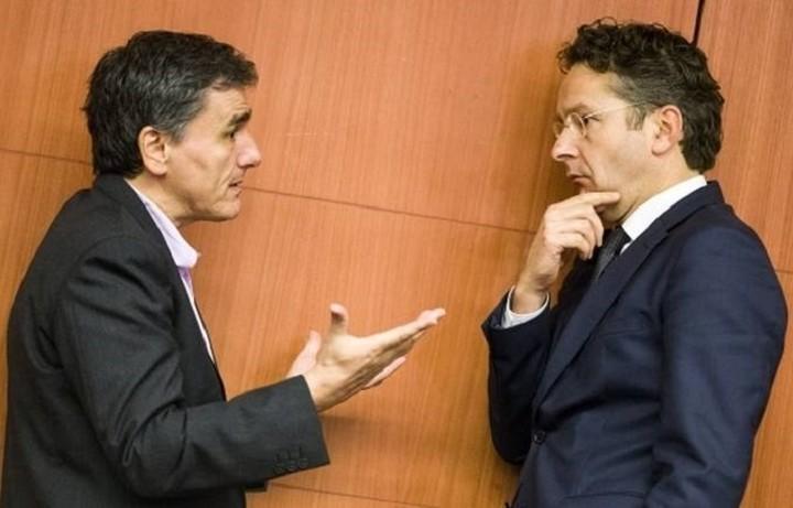 Σε καλό κλίμα η συζήτηση Τσακαλώτου-Ντάισελμπλουμ για το χρέος