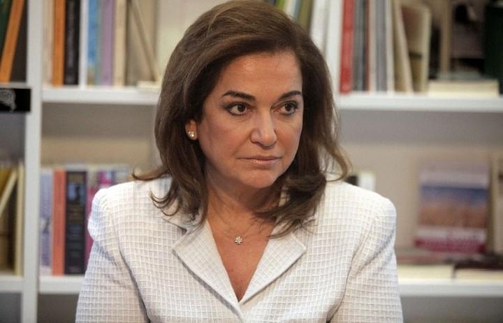 Μπακογιάννη: Ήταν πολύ δύσκολη η θέση μου για αυτό και σώπασα
