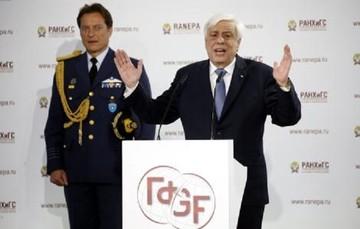 Παυλόπουλος: Αντιμετωπίζουμε τεράστιες προκλήσεις πολέμου σε όλον τον πλανήτη