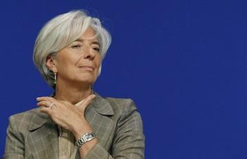 Λαγκάρντ: Τα σημεία - κλειδιά για την όποια συμμετοχή του ΔΝΤ