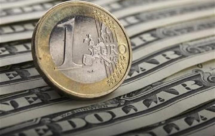 Ενισχυμένο το ευρώ έναντι του δολαρίου