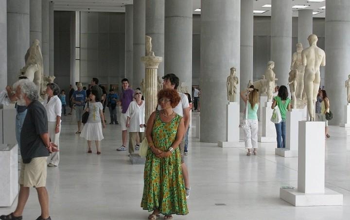 Αυξήθηκαν οι επισκέπτες στα μουσεία της χώρας - Αναλυτικά τα στοιχεία