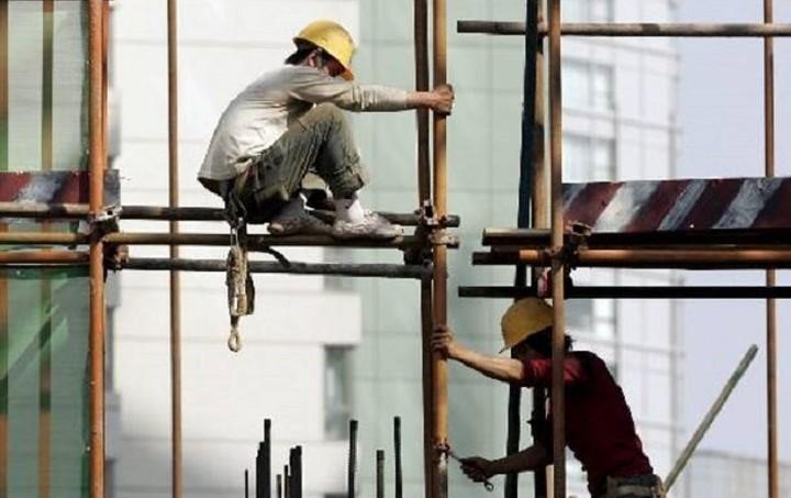 Πτώση 37,9% στον όγκο οικοδομικής δραστηριότητας τον Οκτώβριο