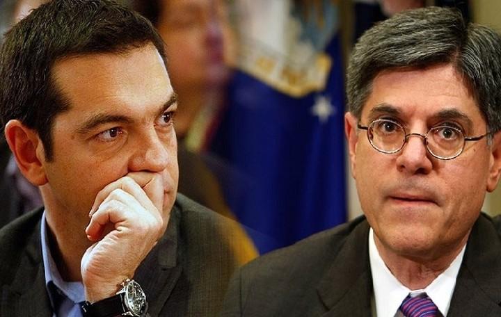 Την πορεία της ελληνικής οικονομίας συζήτησαν Τσίπρας-Λιου