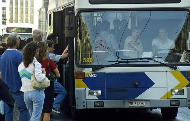 Οι οδηγοί των λεωφορείων θα ελέγχουν τα εισιτήρια