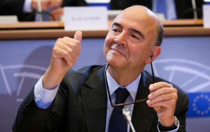 Μοσκοβισί: Το σχέδιο της Ελλάδας για το συνταξιοδοτικό είναι ολοκληρωμένο και φιλόδοξο