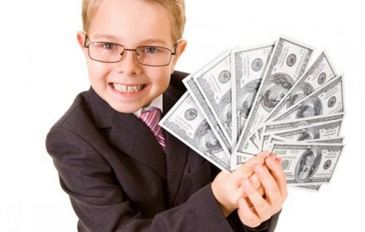 Αυτό είναι το πιο πλούσιο παιδί του πλανήτη