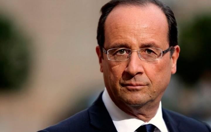 Ολάντ: Καμία απειλή δεν θα κάνει τη Γαλλία να διστάσει