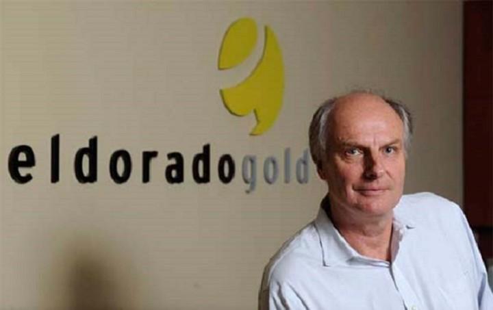 Ράιτ: Η Eldorado Gold παραμένει δεσμευμένη στις επενδύσεις της στην Ελλάδα