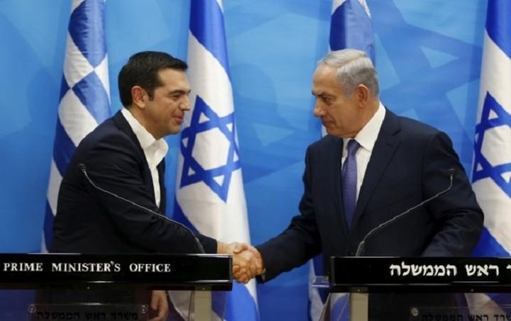 Ολοκληρώθηκε η συνάντηση Τσίπρα με τον πρωθυπουργό του Ισραήλ