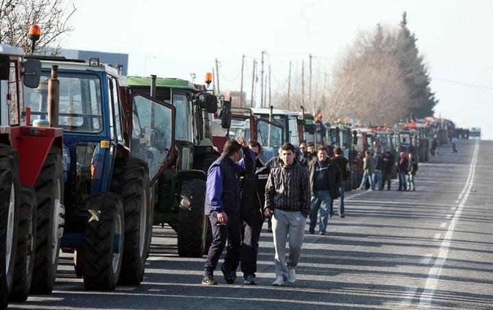 Κλιμακώνουν τον αγώνα τους οι αγρότες - Ο χάρτης των κινητοποιήσεων