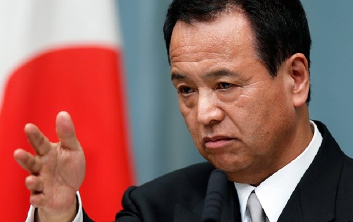 Παραιτήθηκε ο υπουργός Οικονομικών της Ιαπωνίας