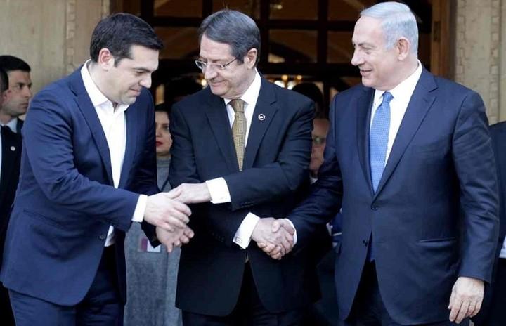 Mελέτη για αγωγό φυσικού αερίου από Ισραήλ - Κύπρο μέσω Ελλάδος