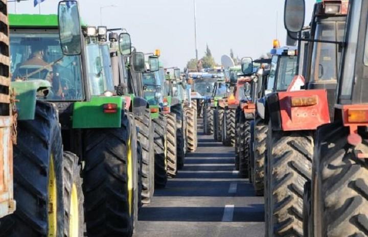 Ποιους δρόμους κλείνουν σήμερα οι αγρότες και πότε
