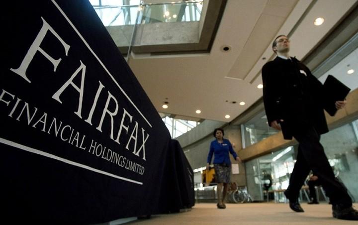 Fairfax: Στηρίζουμε τις προοπτικές της Ελλάδας