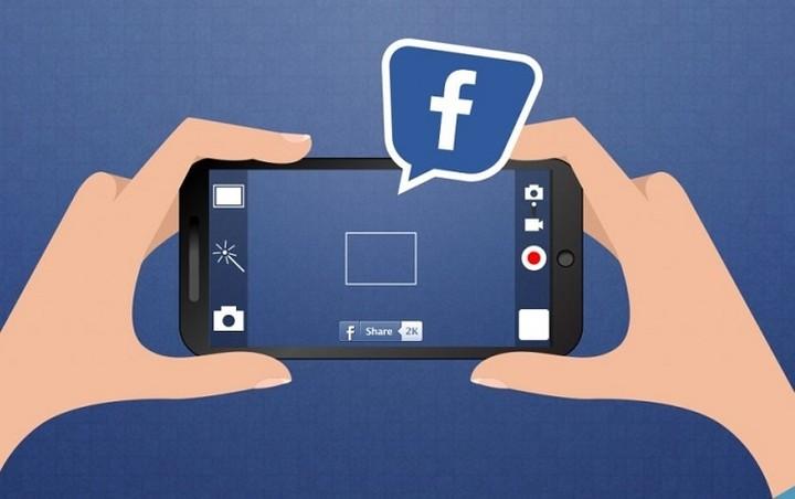 Το Facebook εισάγει την live μετάδοση εικόνας από το προφίλ μας