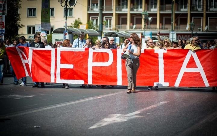 FAZ: Η ελληνική «απεργιακή εβδομάδα»