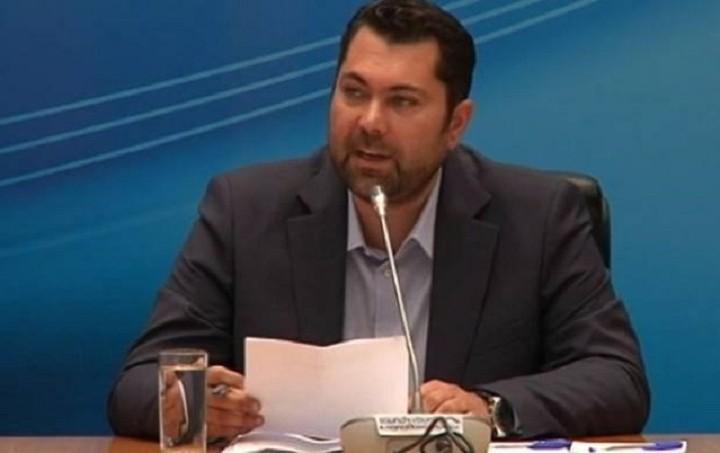 """Κρέτσος: Έπεσαν οι """"μάσκες"""" με την τροπολογία που ήρθε στη Βουλή"""