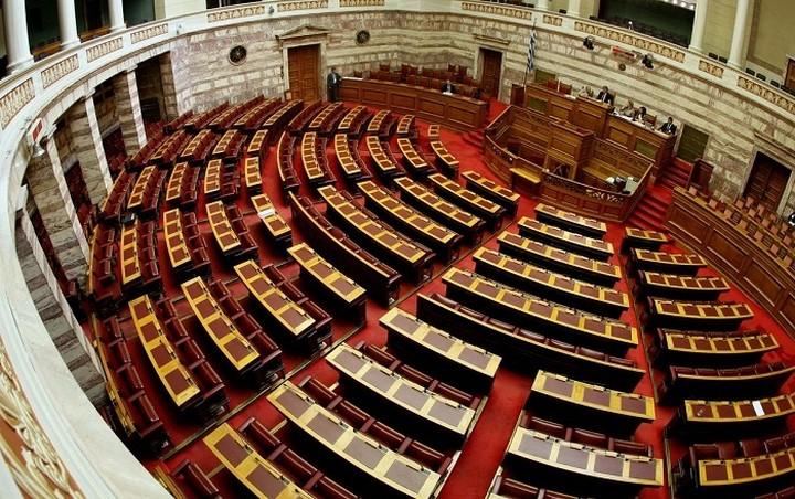 Αντιπαράθεση στη Βουλή για τις ανεξάρτητες αρχές