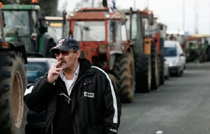 Ποιους δρόμους έχουν κλείσει οι αγρότες