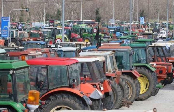 Κλείνουν οι αγρότες επ΄αόριστον τα σύνορα με Τουρκία και Βουλγαρία