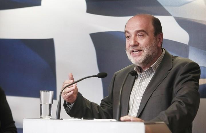 Αλεξιάδης: Τα κανάλια οφείλουν 34 εκατ. ευρώ