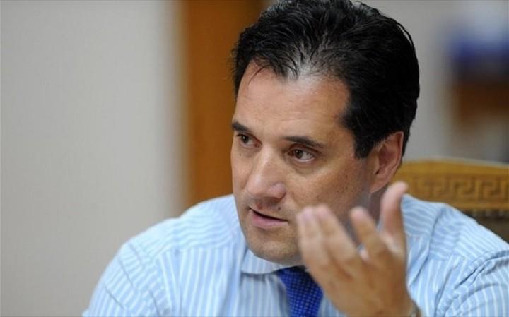 Γεωργιάδης: Ο Τσίπρας δεν είχε σχέδιο όταν ανέλαβε την πρωθυπουργία της χώρας