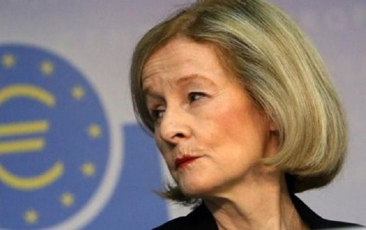 Στην Αθήνα η επικεφαλής του Ενιαίου Eποπτικού Μηχανισμού της ΕΚΤ