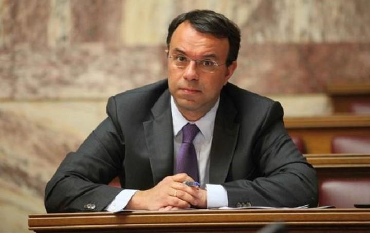 Σταϊκούρας: Η κυβέρνηση έχει διαμορφώσει συνθήκες ασφυξίας στην οικονομία
