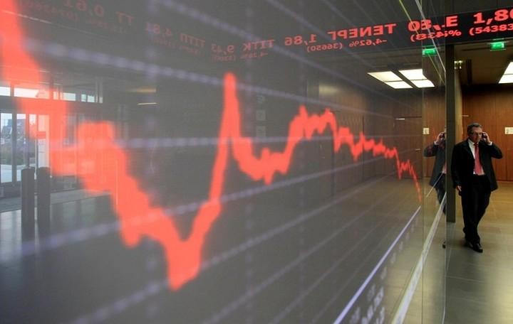 Κραχ στο χρηματιστήριο - Κλείσιμο με πτώση 7,87%