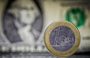 Σε ανοδική πορεία το ευρώ σήμερα έναντι του δολαρίου