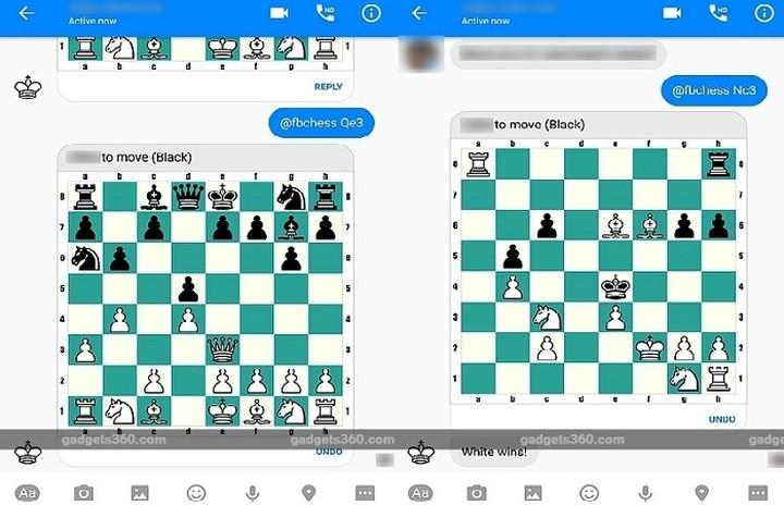 Παίξτε σκάκι στο Μessenger του Facebook πατώντας τη «μαγική» λέξη