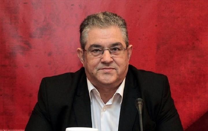 Κουτσούμπας: Ο Τσίπρας επιβεβαίωσε την υποταγή στους εκβιασμούς του κουαρτέτου