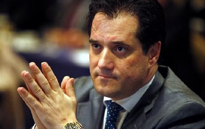 Αδ. Γεωργιάδης: Με το θέμα των καναλιών η κυβέρνηση αποχαιρετά το δυτικό κόσμο