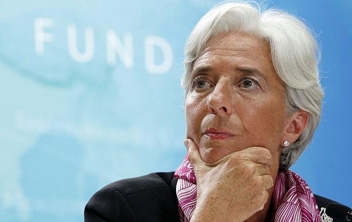 Η Κριστίν Λαγκάρντ επανεξελέγεται γενική διευθύντρια του ΔΝΤ
