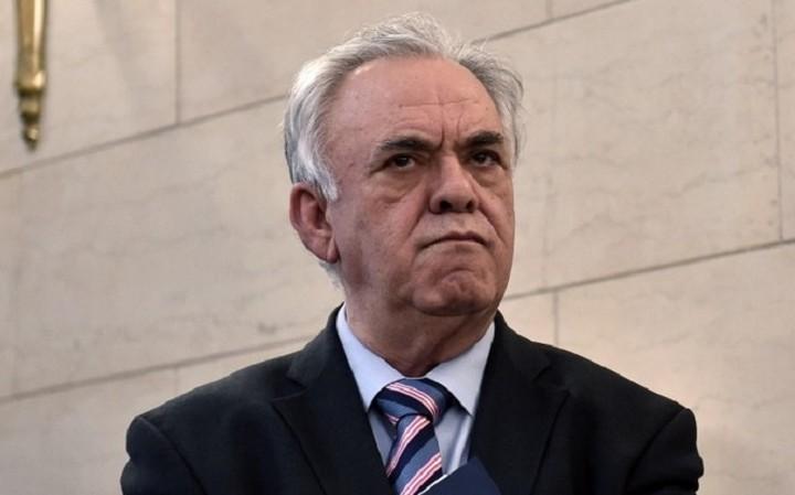 Συναντήθηκε ο Δραγασάκης με τον Πρέσβη της Ελβετίας