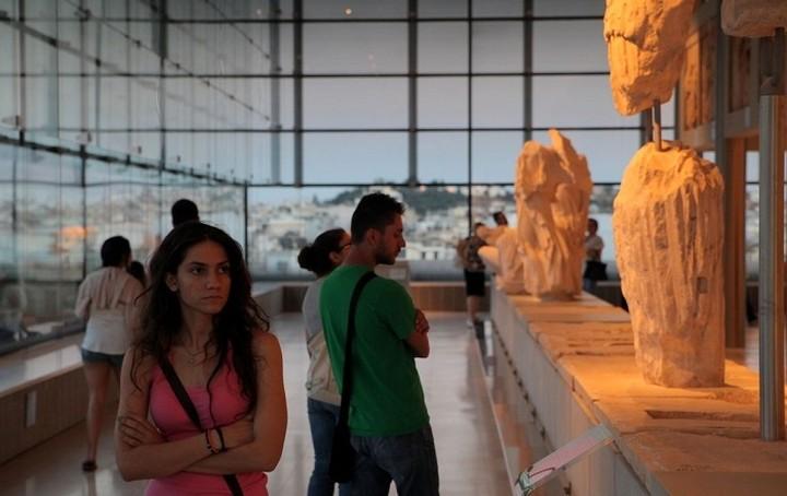 Αυξήθηκαν οι επισκέπτες στα μουσεία τον Οκτώβριο
