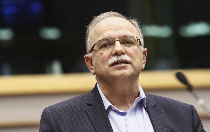 Παπαδημούλης: Η Ελλάδα είναι αναπόσπαστο μέλος της Σένγκεν